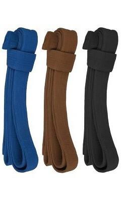 Karate - Erwachsene - blau-schwarz