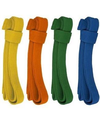 Karate - Jugend - gelb-blau