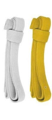 Karate - Kinder - weiß/gelb